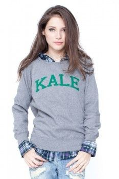 Kale - Love it!