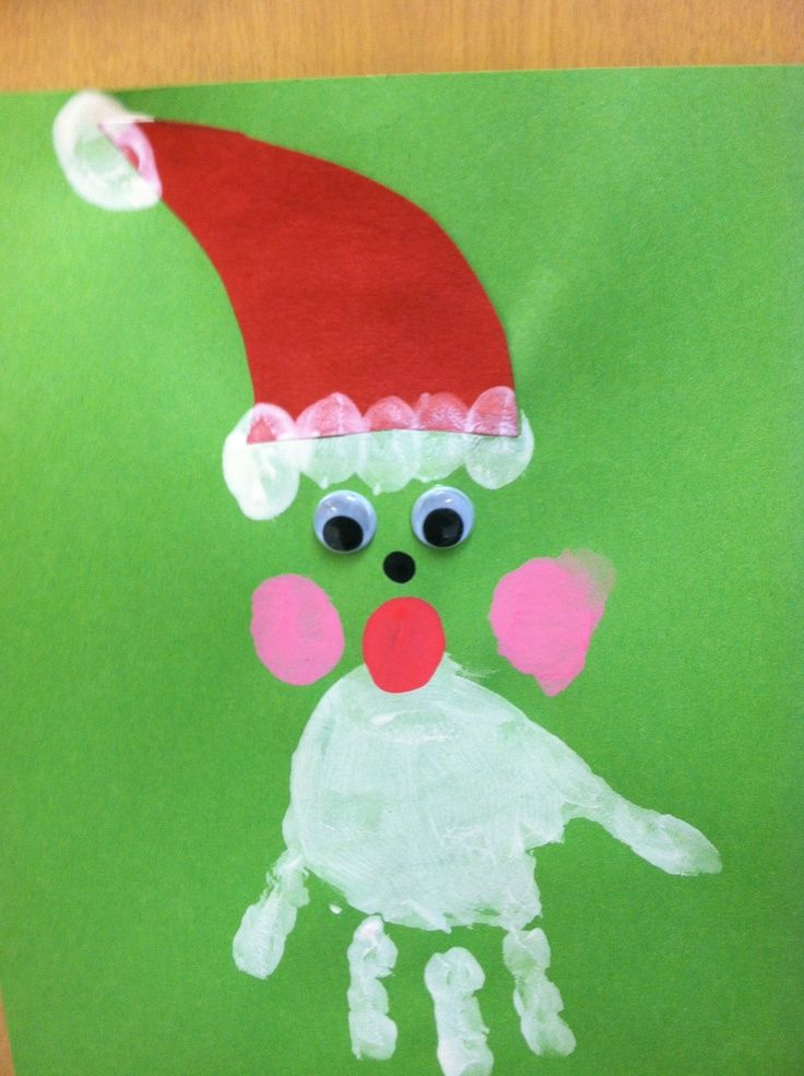 46 best pre-k christmas crafts images on Pinterest | Christmas ...