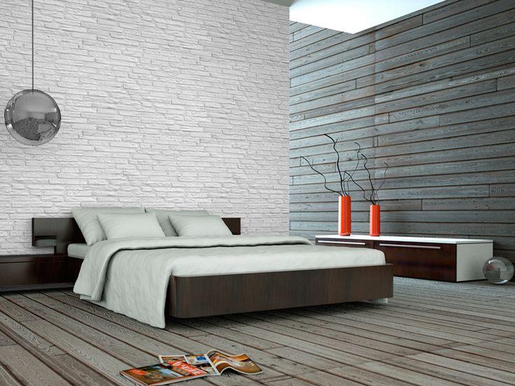 M s de 25 ideas incre bles sobre paredes de ladrillo de for Ladrillos falsos decorativos