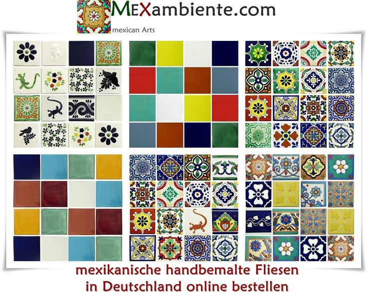 32 best bunte fliesen images on pinterest mexico jelly rolls and mosaic. Black Bedroom Furniture Sets. Home Design Ideas
