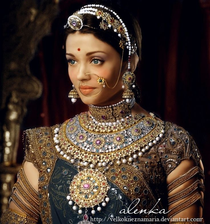 10. Aishwarya by VelkokneznaMaria.deviantart.com