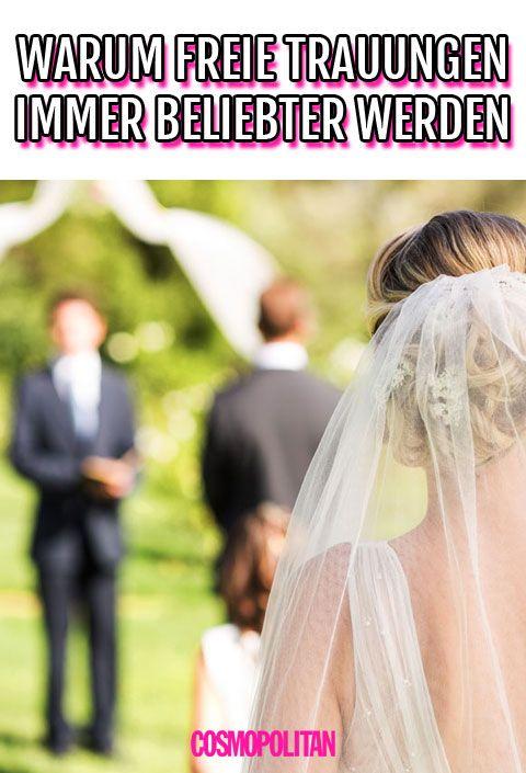 Statt Kirche: Alles Wissenswerte über die freie Trauung...