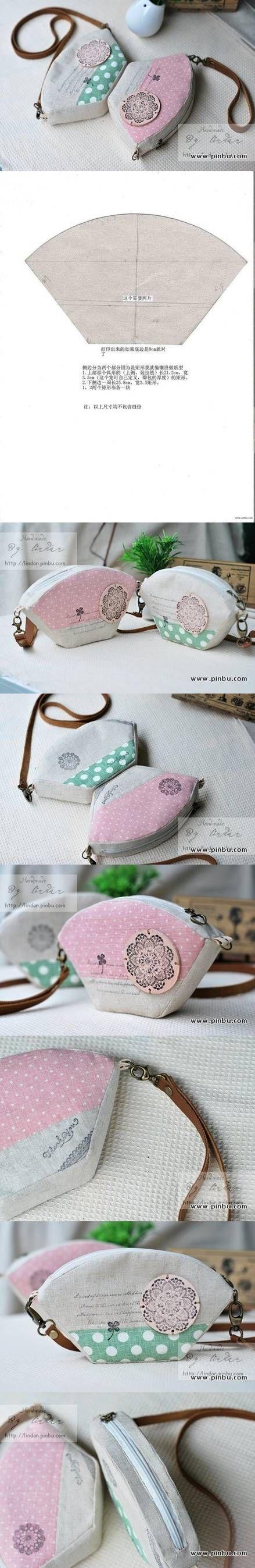 DIY Cool Mini Handbag