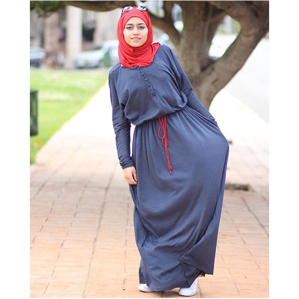Maxi Dress - NS HIJABI ONLINE SHOP