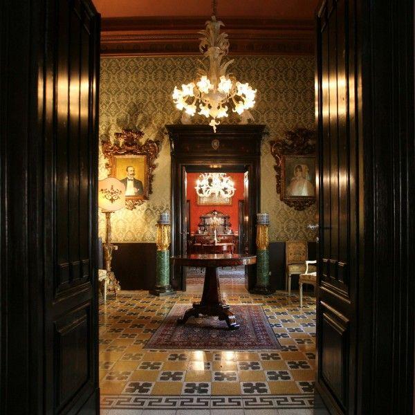 Saloni | Palazzo Francavilla