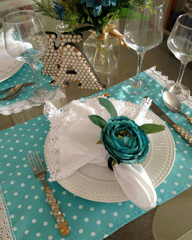 Turquoise setting
