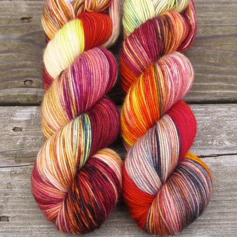 Stained Glass - Yummy 3-Ply - Babette