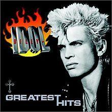 """Billy Idol, """"Greatest Hits"""""""