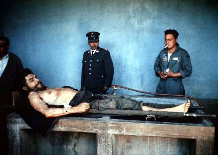 """Revelan datos inéditos de los últimos días del """"Che"""" en Bolivia"""