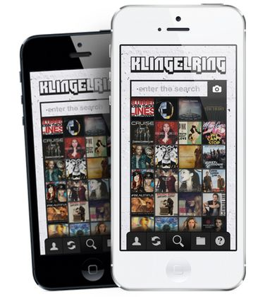 Klingelring claims to give users access to millions of ringtones for the iPhone, iPad or iPod / via @Mashable