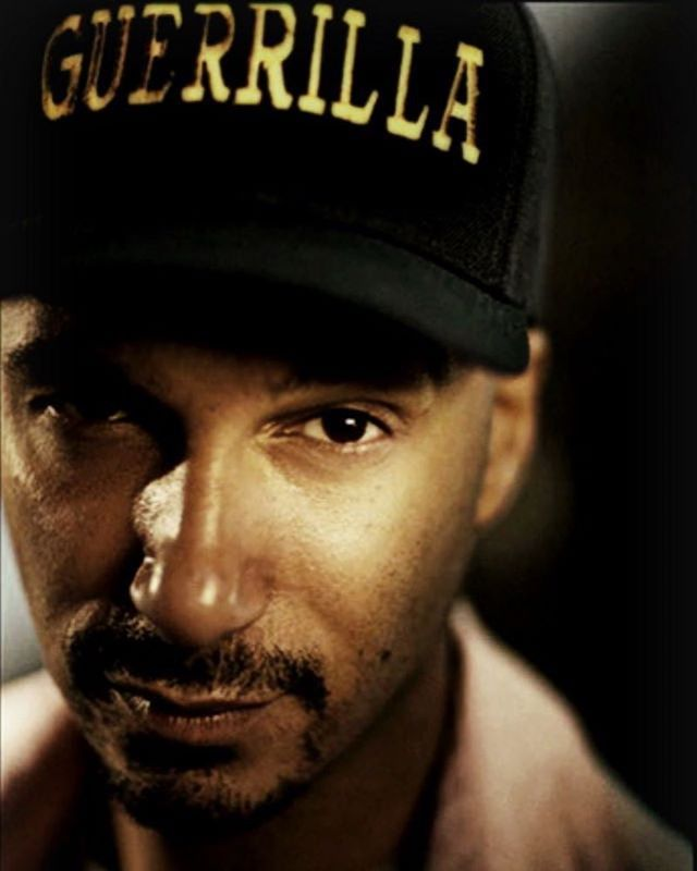 The riff master. #tommorello #ratm #rageagainstthemachine