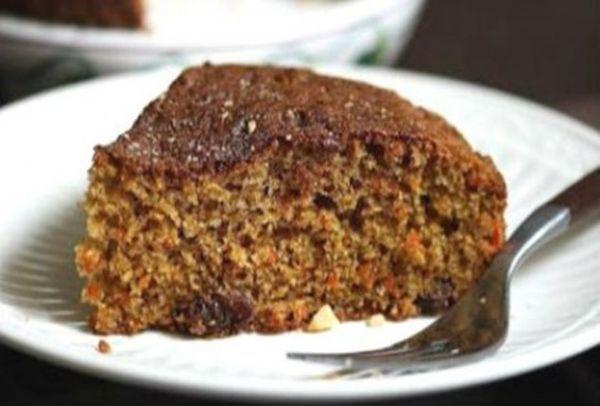Δοκιμάστε ελεύθερα! Κέικ ολικής αλέσεως με καρότο!