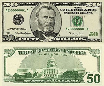 The value of U.S. Currency changes with the time and it differs with the gold, silver, copper pennies. The past coins are worth more than their face value in today's inflated market to the new one.