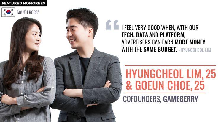 포브스 아시아의 영향력있는 30세 이하 리더에 한국인 창업가 18명 선정