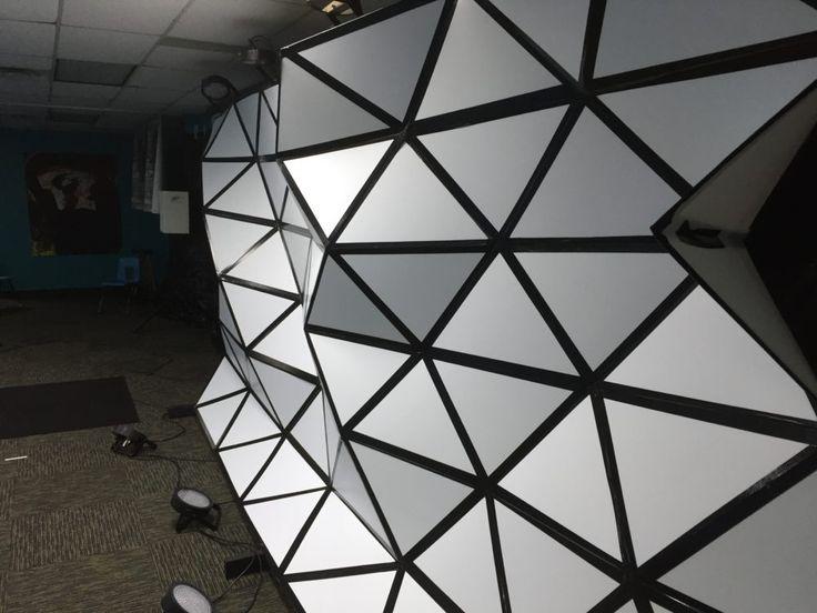 Polygonal | Church Stage Design Ideas