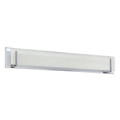 Kendal Lighting VF2400-7L Aurora 7-Light Bathroom Vanity Light