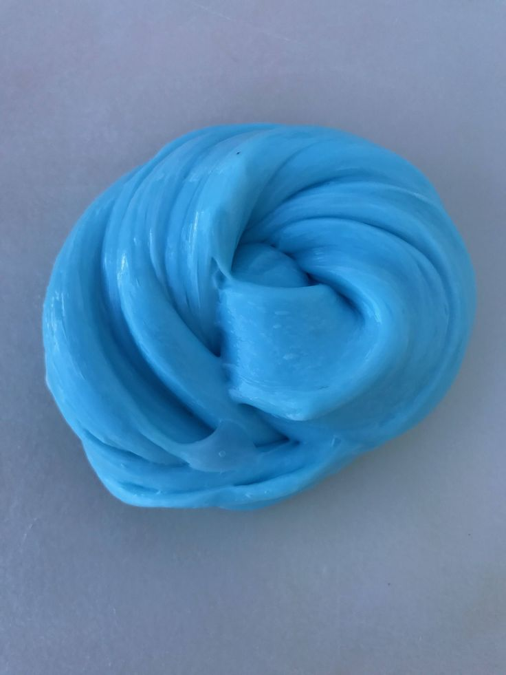 Blue fluffy slime, blue slime, smurf slime, homemade slime, no borax slime, borax-free slime, slime toy, stress reliever, stess relief by PricesPretties on Etsy https://www.etsy.com/listing/521768884/blue-fluffy-slime-blue-slime-smurf-slime