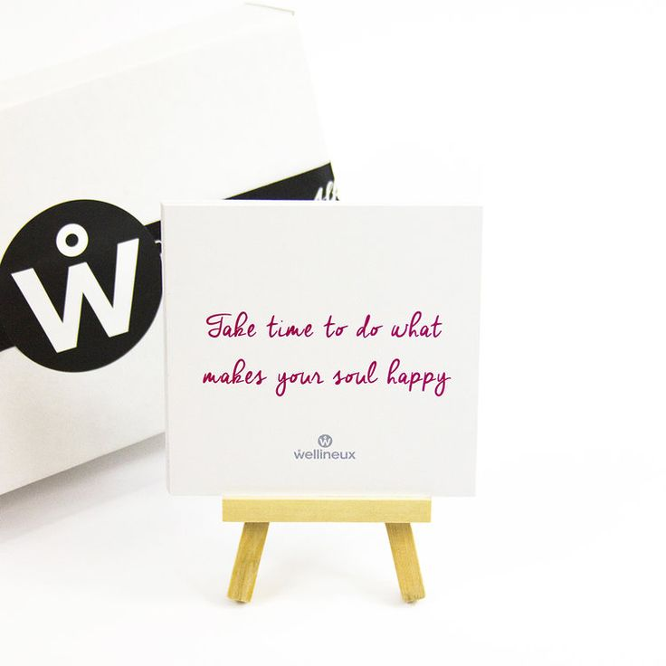 Affirmation Cards - a thoughtful Christmas gift.