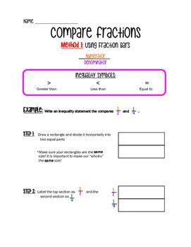 Best 25+ Fraction bars ideas on Pinterest   Teaching fractions ...