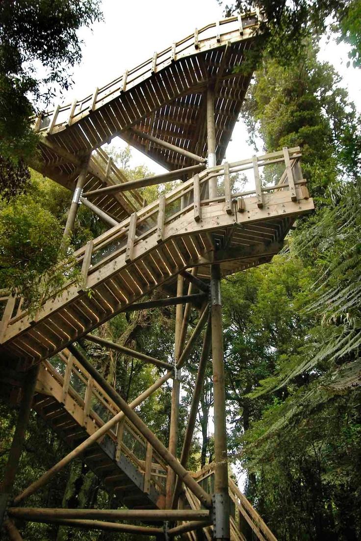 Tower at Maungatautari Eco Reserve http://www.maungatrust.org/Index.cfm