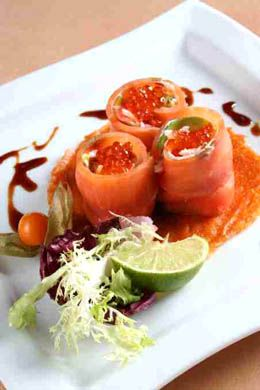 Salmon Caviar - Red Caviar Recipes