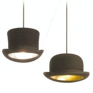 hoge hoeden lampen