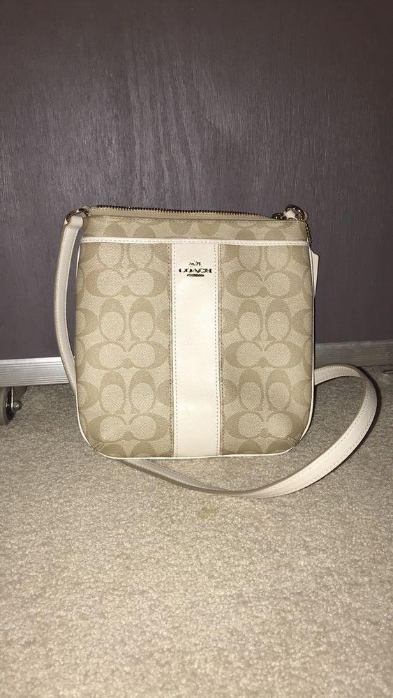 992cb4a427 Coach Messenger Crossbody In Colorblock Signature Canvas  fashion  clothing   shoes  accessories  womensbagshandbags (ebay link)