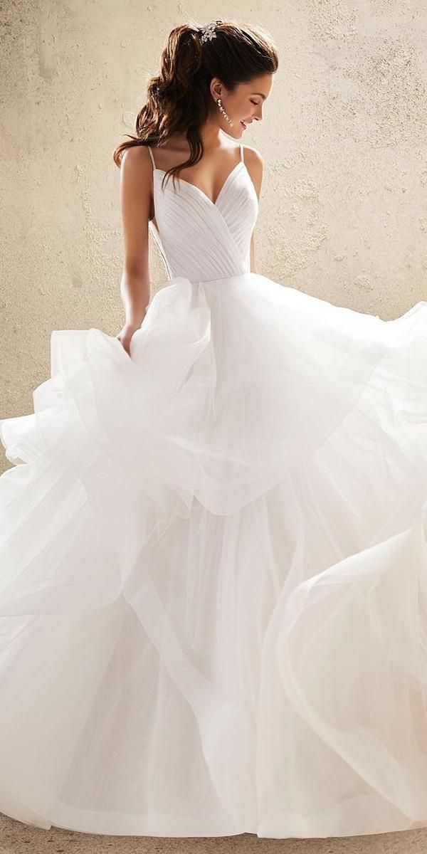 Top 33 Designer Wedding Dresses 2019