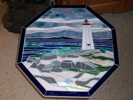 17 best images about crafts  lighthouses beach scenes sea