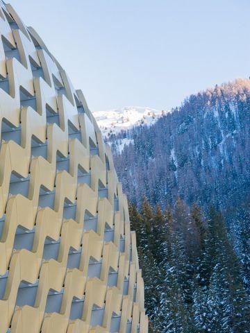 InterContinental Davos Hotel by Oikios - News - Frameweb