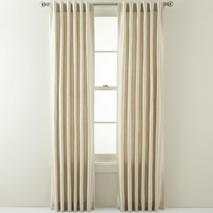 17 Best Ideas About Pinstripe Curtains On Pinterest Traditional Curtains Nautical Dressing