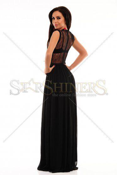 Ana Radu Imposing Black Dress