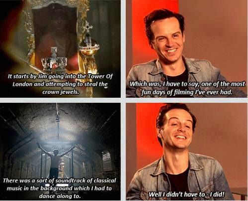 I LOVE Andrew Scott!! <3