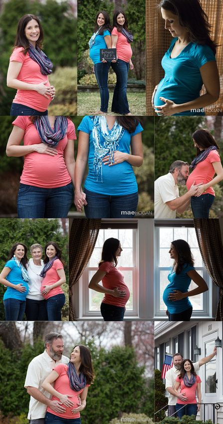 Boston Maternity Photos: Pregnant Sisters Amy and Lisa