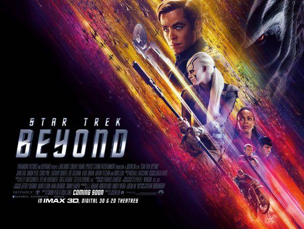 Ciné Geek : Star Trek sans limite le retour en force de la licence ! (No spoil)