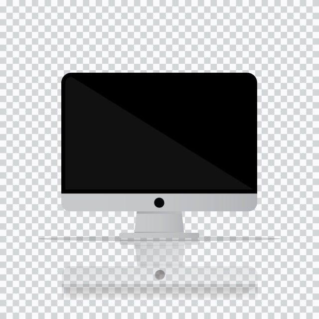 عزل سطح المكتب أيقونة جهاز الكمبيوتر شاشة الكمبيوتر رمز شفافة ب قصاصات فنية للكمبيوتر أيقونات الكمبيوتر أيقونات سطح المكتب Png والمتجهات للتحميل مجانا Computer Icon Desktop Computers Desktop Icons