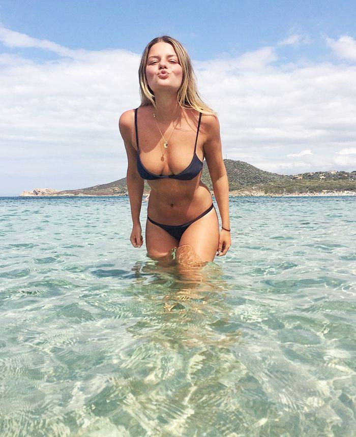 French Girls Avoid These Swimsuit Styles via @WhoWhatWearUK