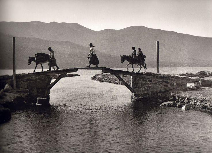 Spinalonga capture years back..