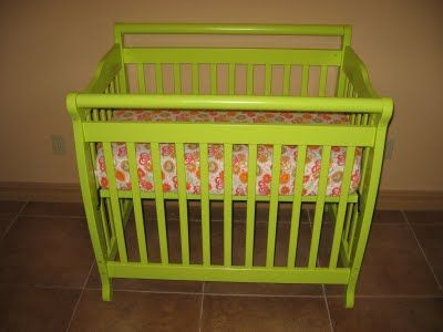 My life, in snippets: Mini Crib Sheet Tutorial