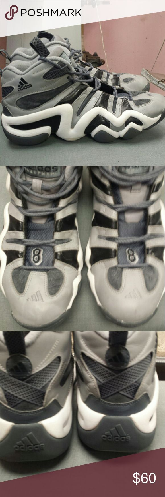 huge discount 547da 252ea ... cheap kobe bryant crazy 8 adidas shoes good condition still have a lot  of life left