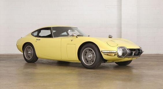1968 Toyota 2000 GT | Classic Driver Market: