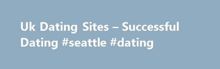 Best dating sites in seattle