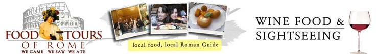 Food Tours of Rome. Sunday