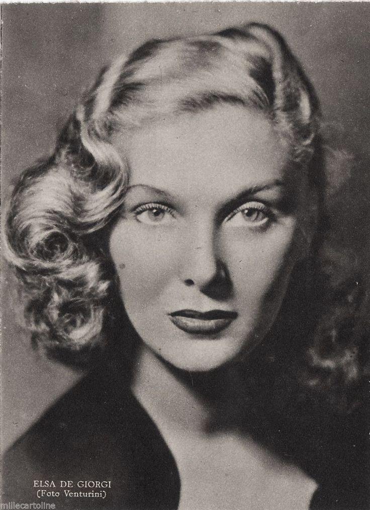 Elsa De Giorgi (December 26, 1914 – September 12, 1997