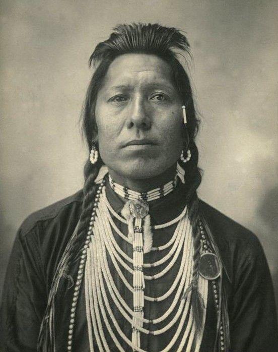 Thunder Cloud, Blackfeet. (1898).
