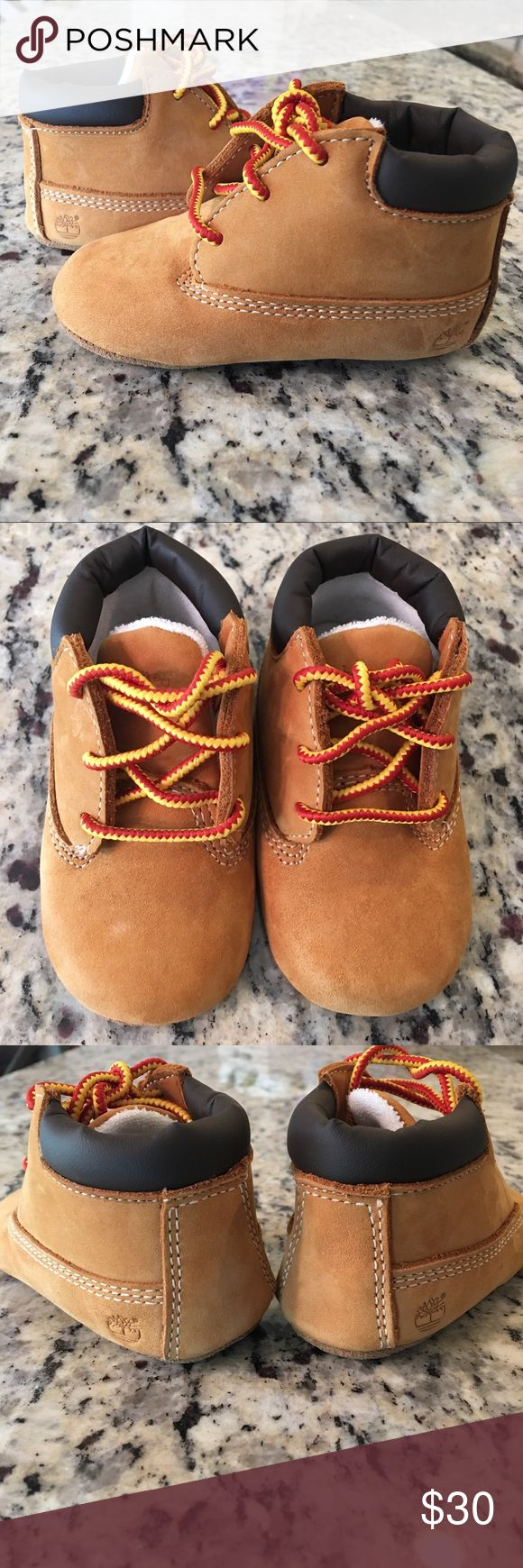 Infant Timberland boots Never worn infant Timberland Crib Boots size 3. Timberland Shoes Baby & Walker