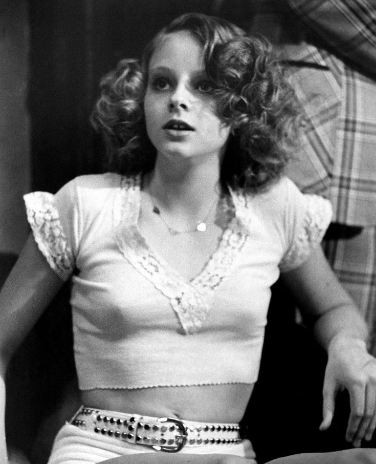 """Jodie Foster """"Taxi Driver"""" (1976)"""