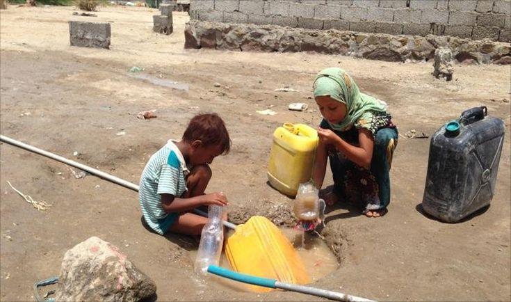 PBB: 2017 jadi Tahun Mengerikan bagi Anak-anak Yaman