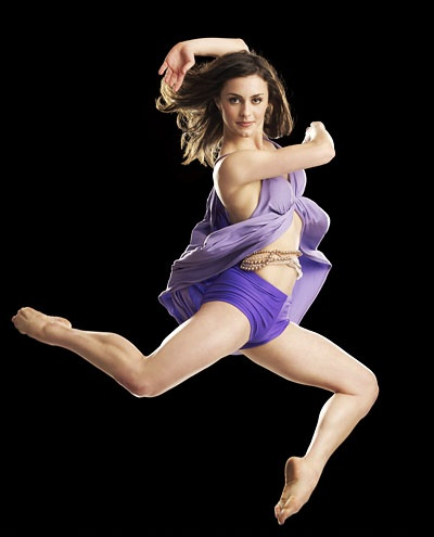 Katherine McCormick, lovely dancer!