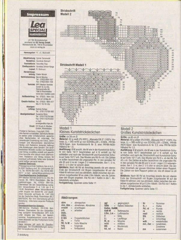 Strickdeckchen - maru.anes - Picasa Web Albümleri
